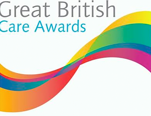 Chesterford Homecare Shortlisted for Great British Care Awards